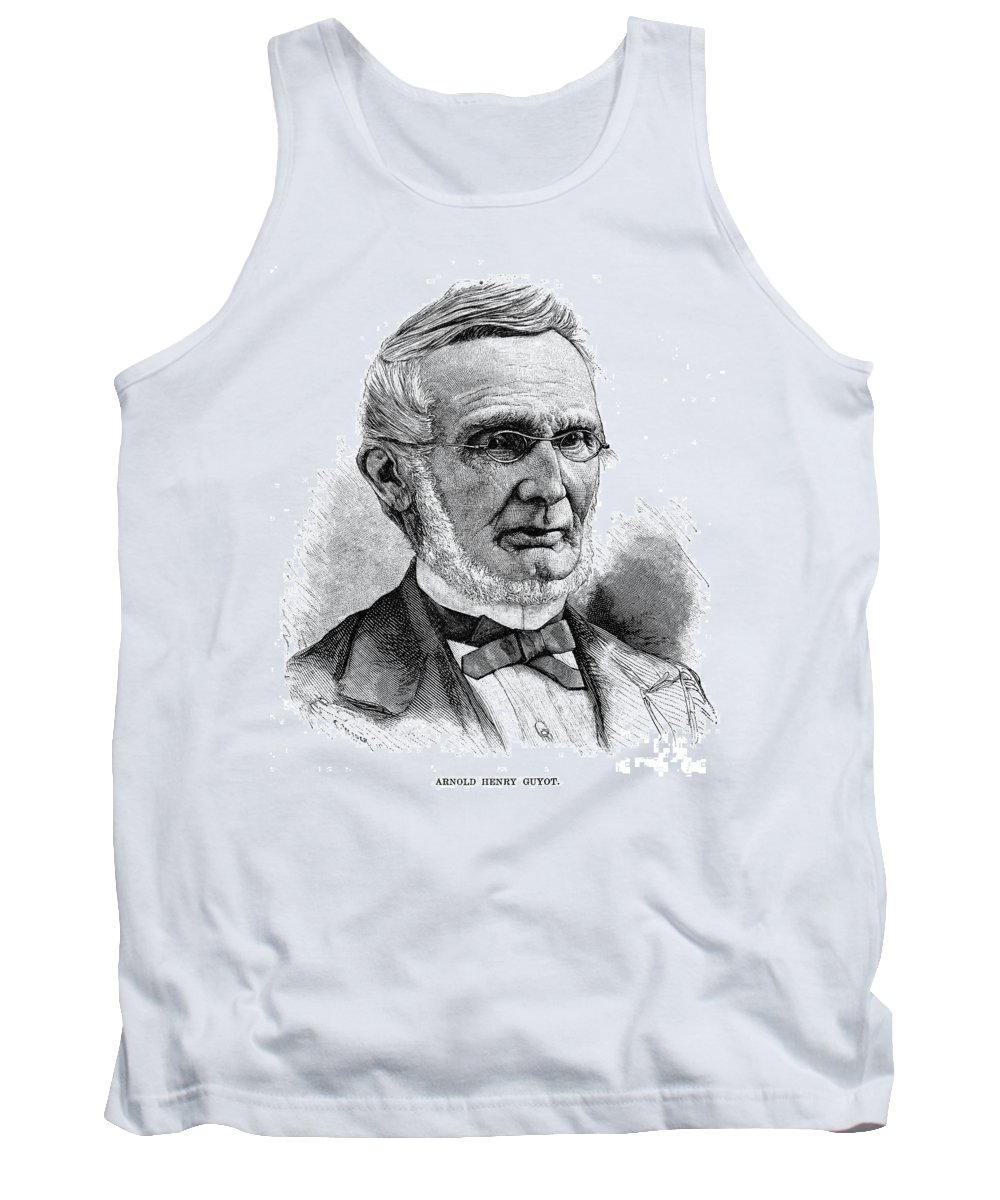 1884 Tank Top featuring the photograph Arnold Henry Guyot by Granger