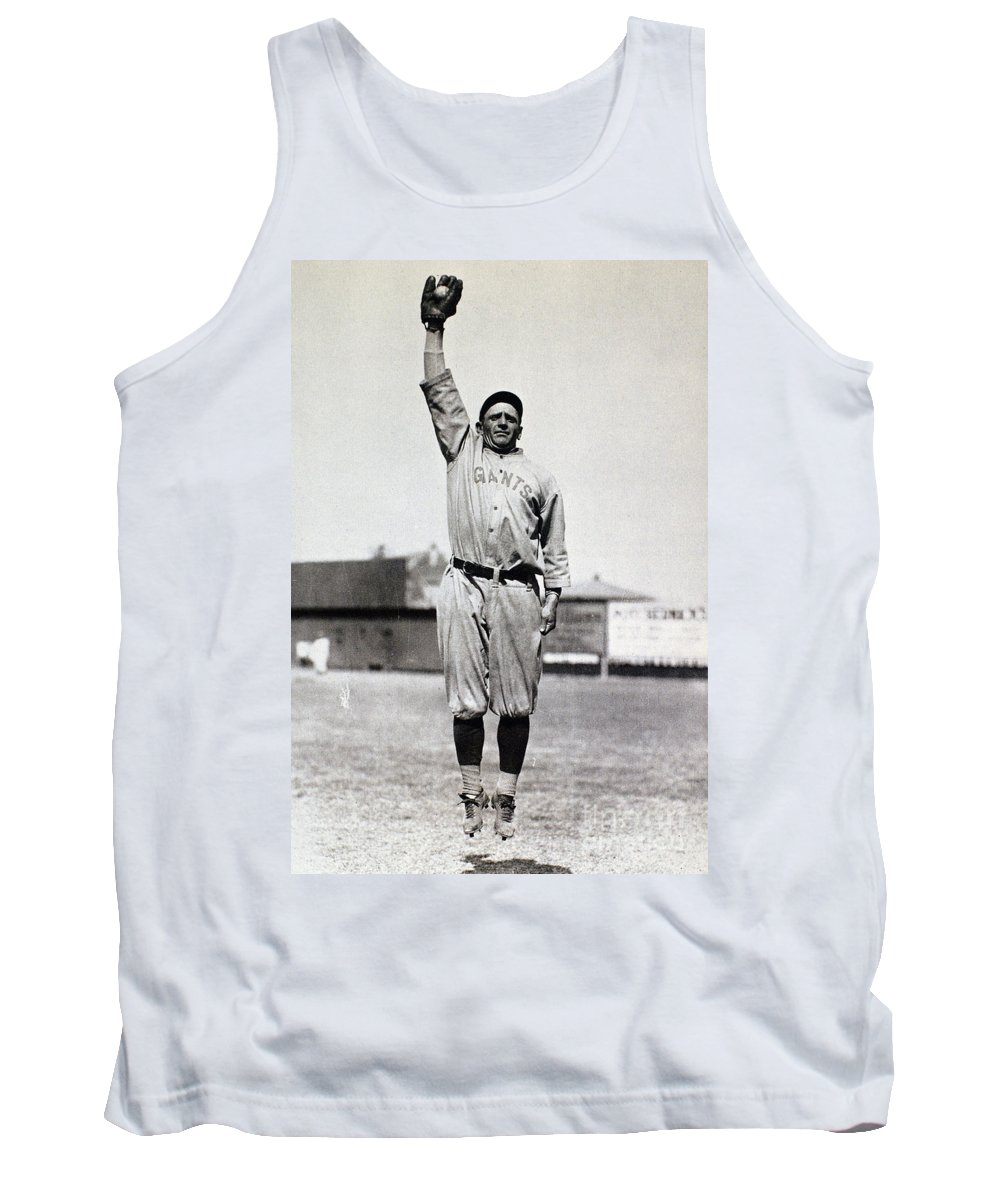 1920s Tank Top featuring the photograph Casey Stengel (1891-1975) by Granger