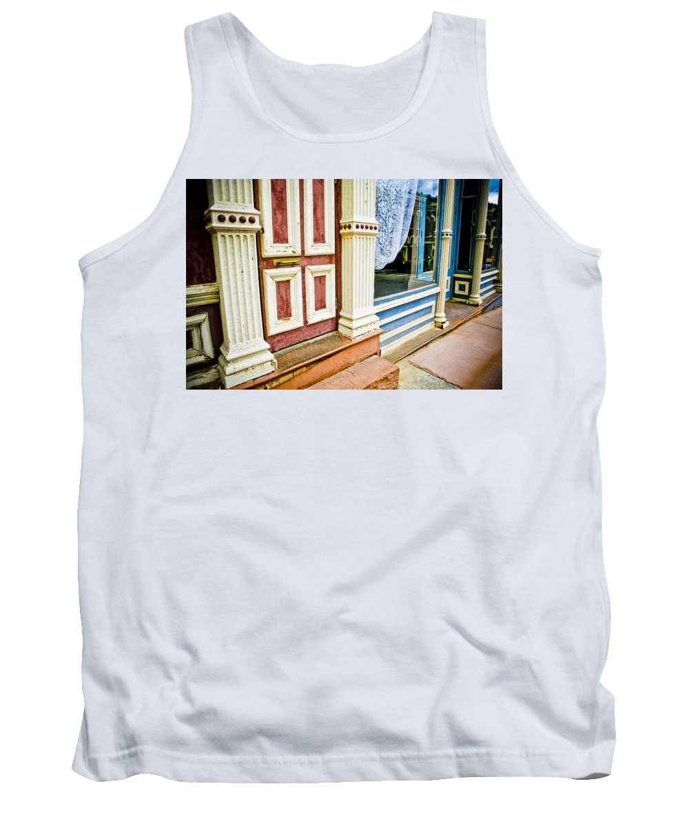 Central City Tank Top featuring the photograph Central City Colorado 2 by Marilyn Hunt
