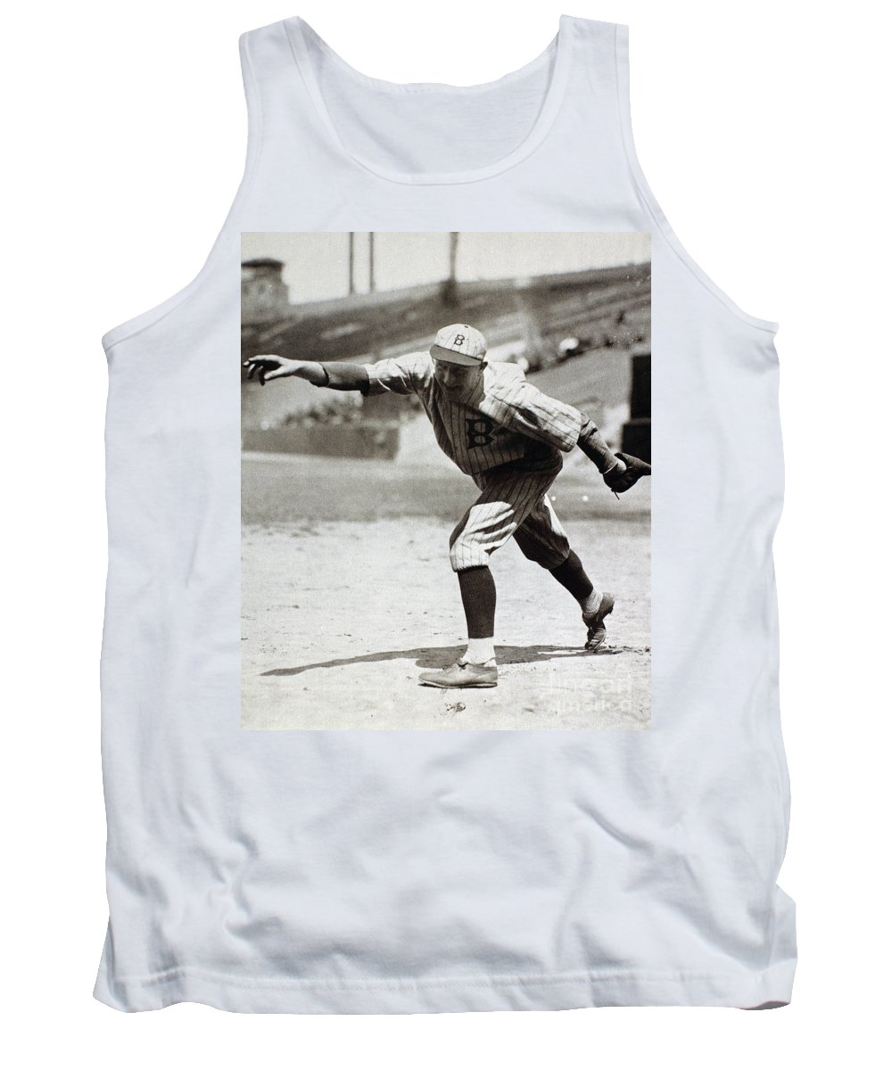 1920s Tank Top featuring the photograph Dazzy Vance (1891-1961) by Granger