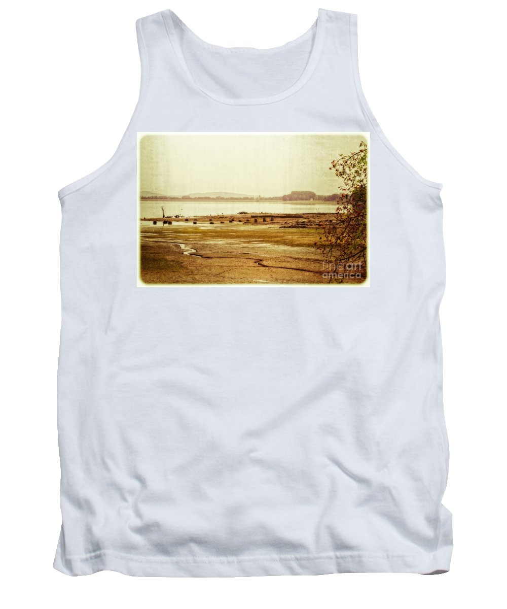 Autumn Tank Top featuring the photograph Death Of Poetry by Mandy Tabatt