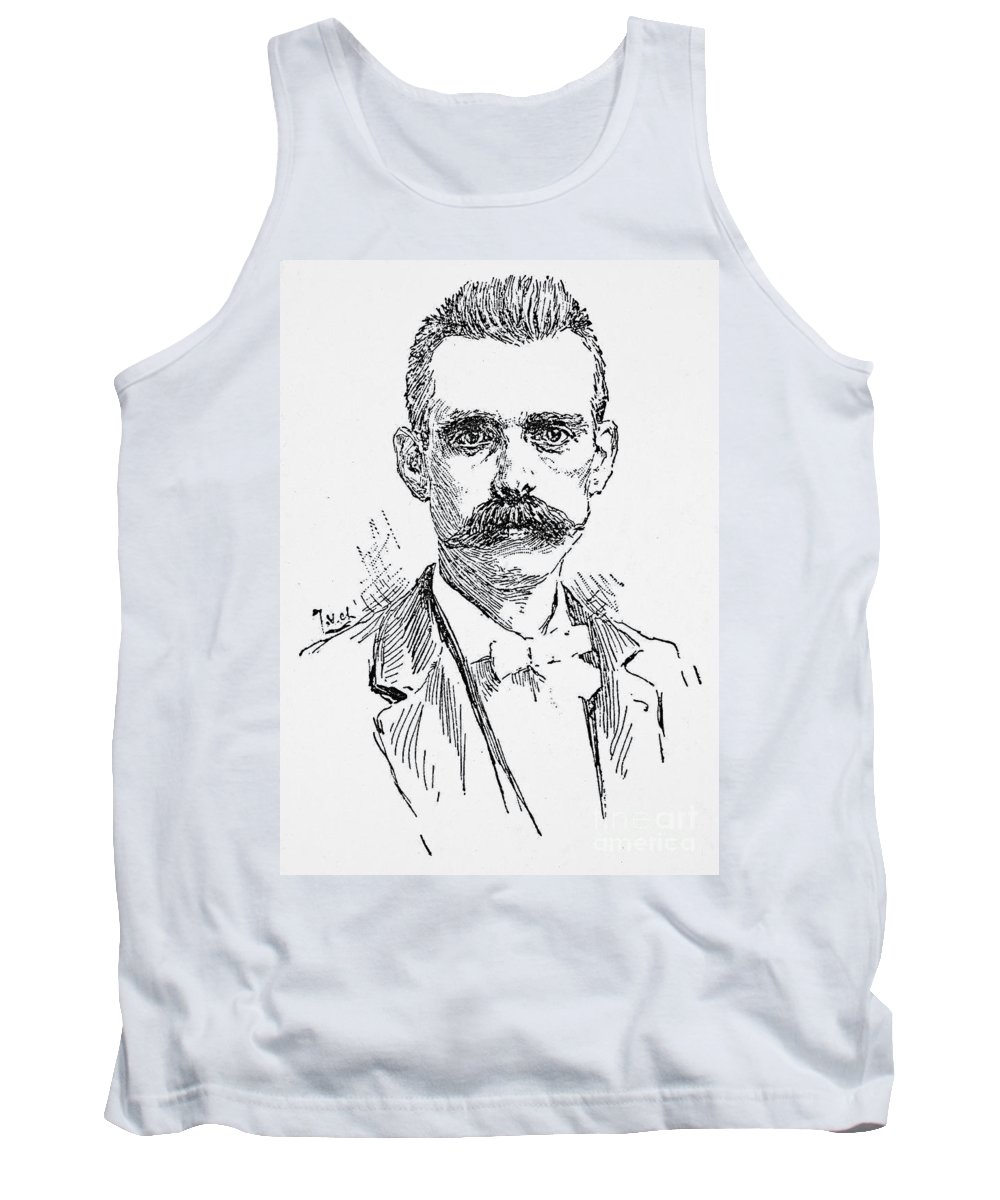 1892 Tank Top featuring the photograph Hugh Odonnell by Granger