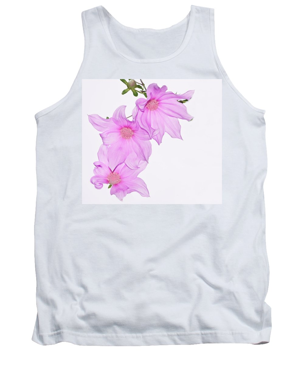 Kathryn Potempski Tank Top featuring the photograph In The Pink by Kathryn Potempski