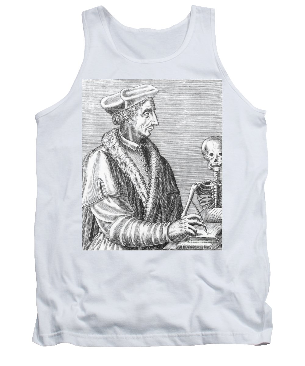 Male Tank Top featuring the photograph Jean Fernel, French Physician by Science Source