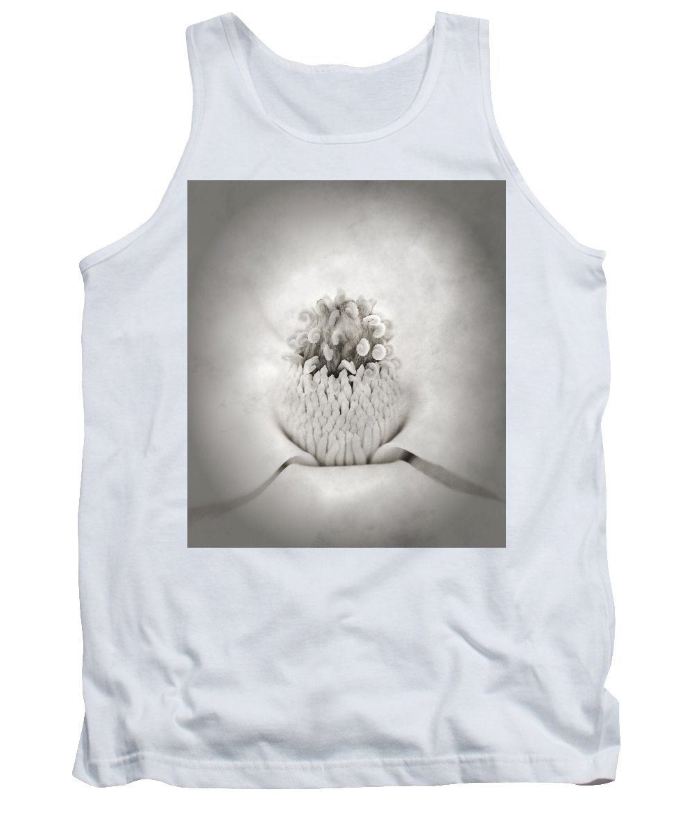 Magnolia Blossom Tank Top featuring the photograph Magnolia 1 by Rich Franco