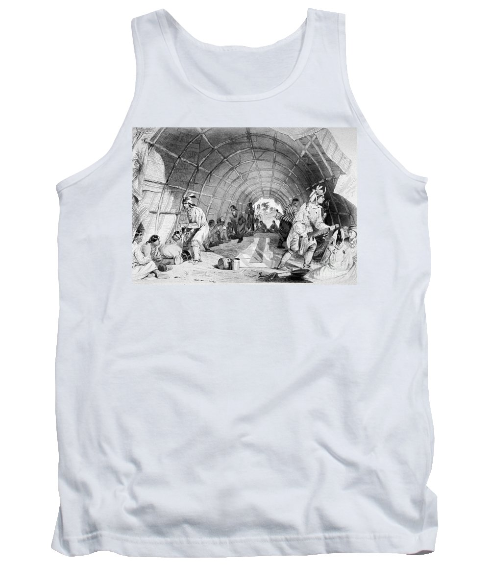 Medical Tank Top featuring the photograph Medicine Dance Of The Winnebagos by Science Source