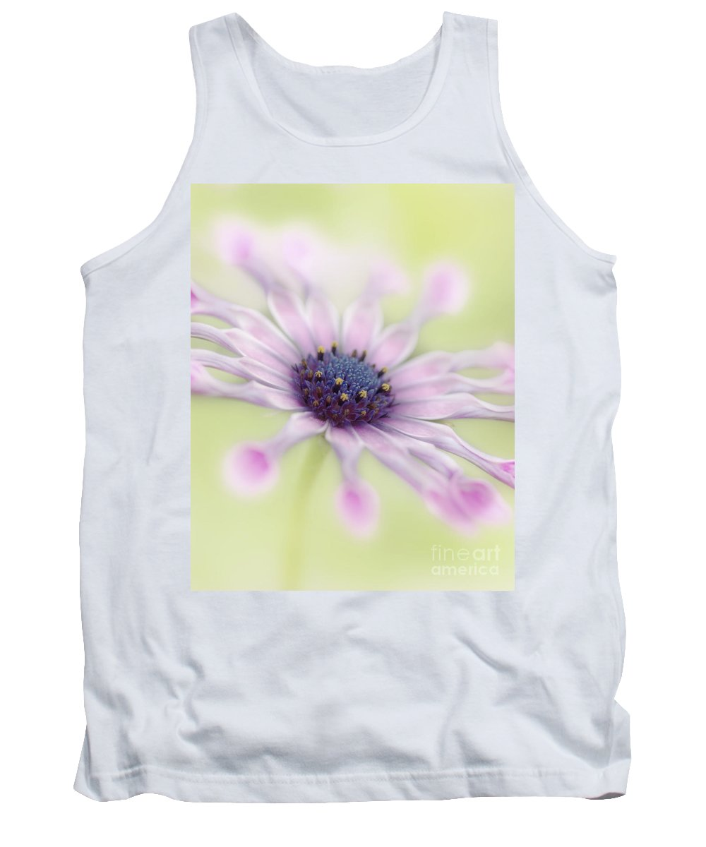 Osteospermum Tank Top featuring the photograph Osteospermum Whirligig by Martin Williams