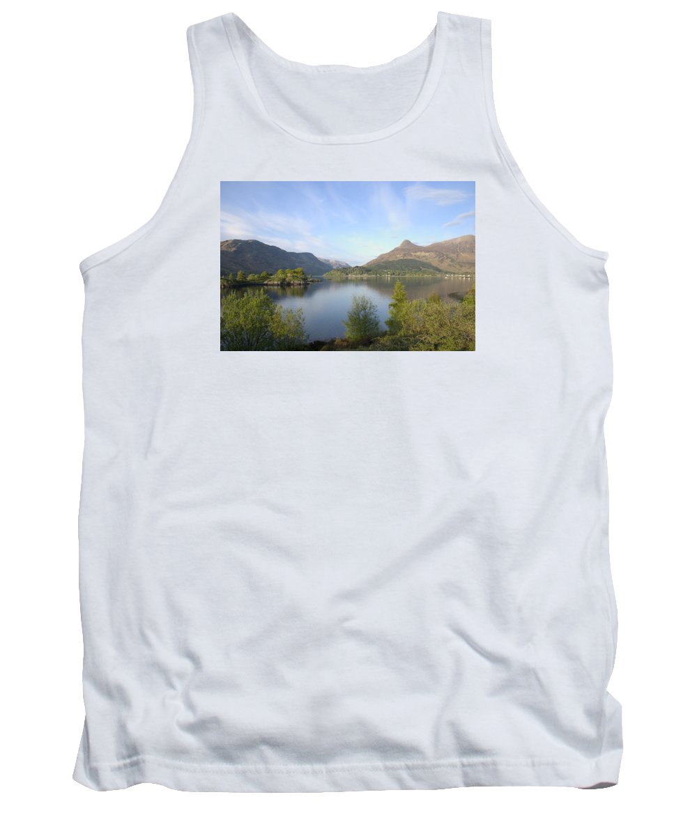 Scotland Tank Top featuring the photograph Pap Of Glencoe by Pat Speirs