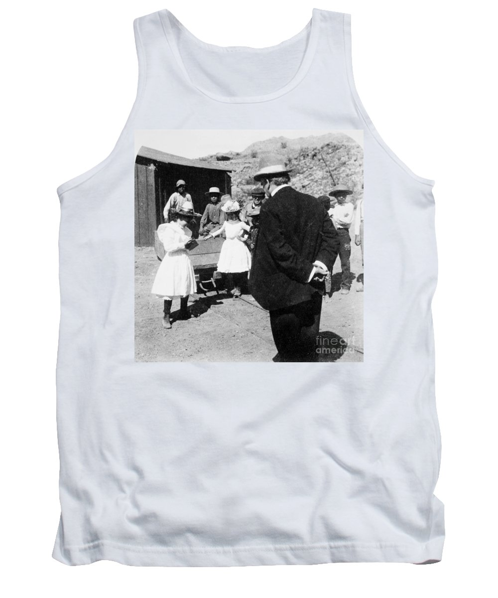 1901 Tank Top featuring the photograph Photography, 1901 by Granger