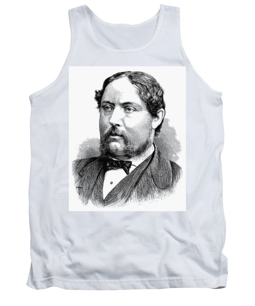 1874 Tank Top featuring the photograph Richard Anthony Proctor by Granger