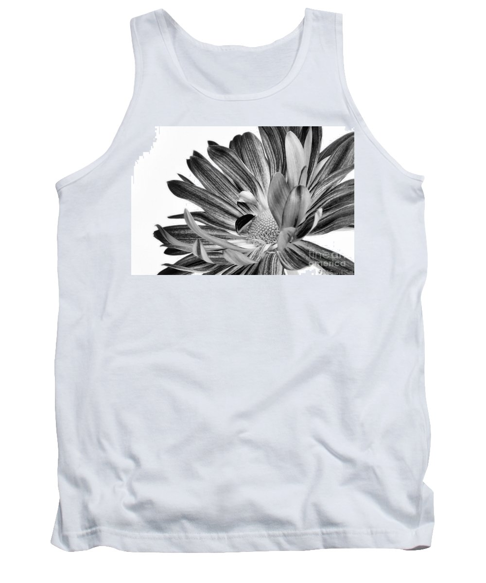 Flower Tank Top featuring the photograph Uplifting by Susan Smith