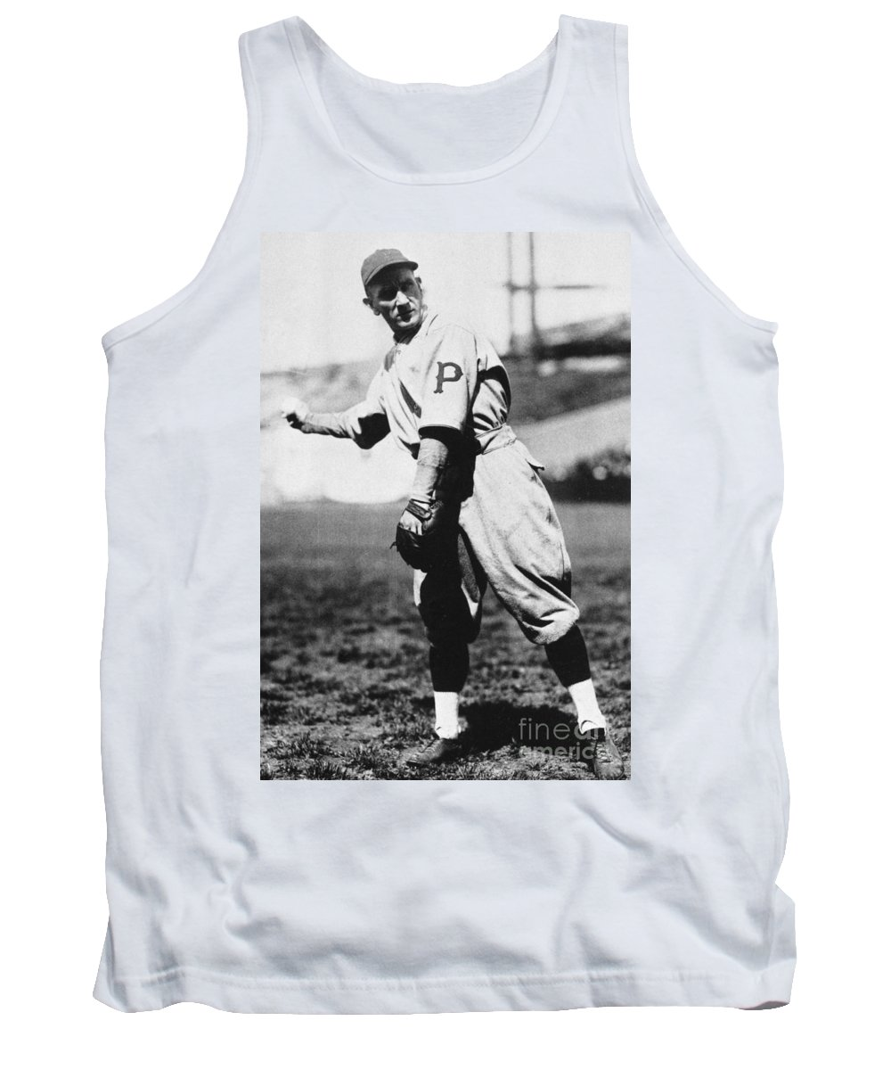 1920s Tank Top featuring the photograph Walter Rabbit Maranville by Granger