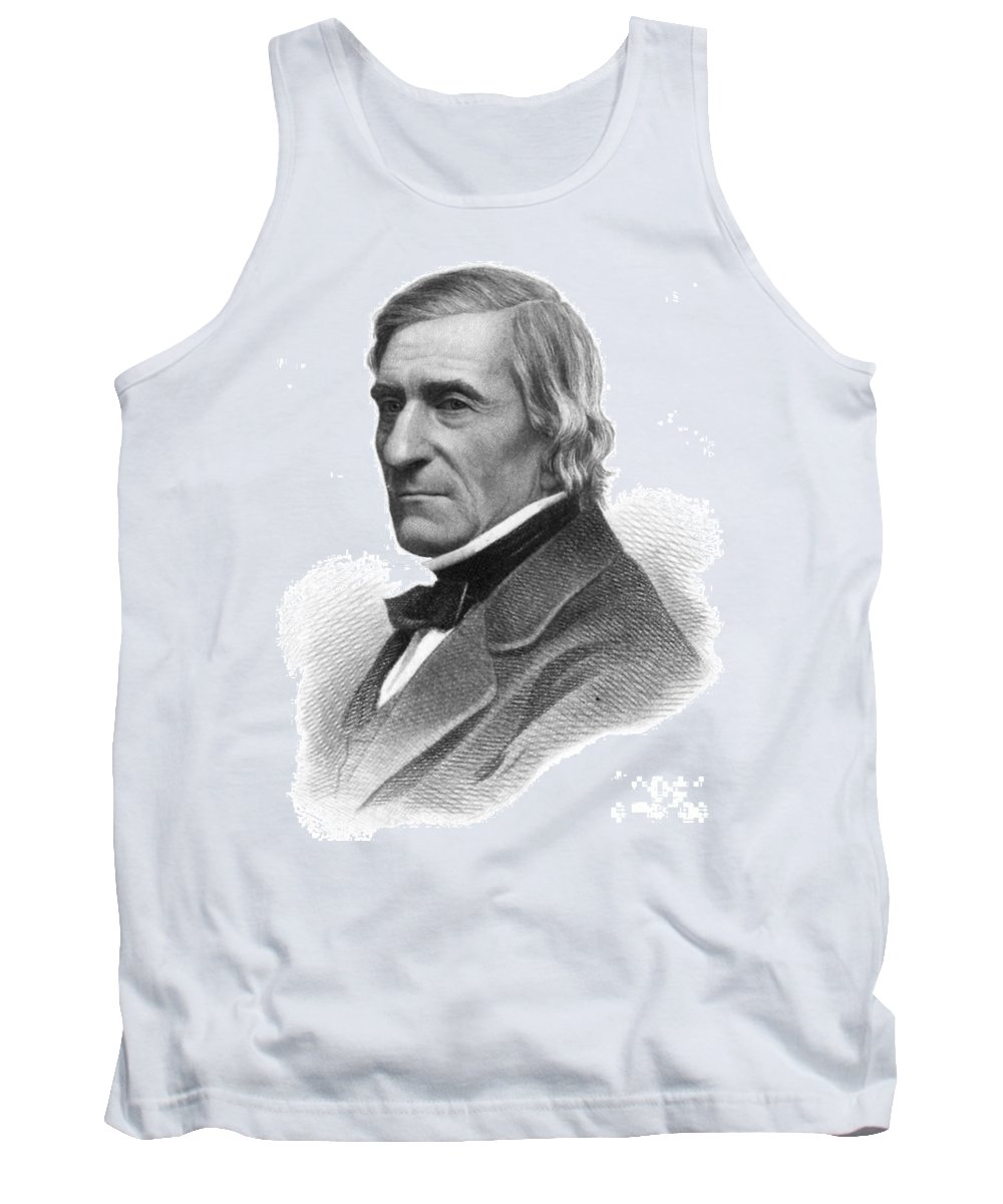 History Tank Top featuring the photograph William B. Rodgers by Science Source