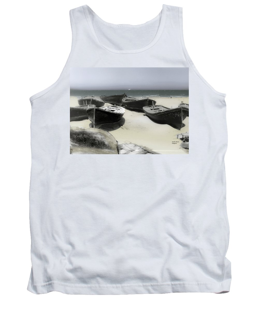 Tank Top featuring the photograph Dorries by Mark Alesse