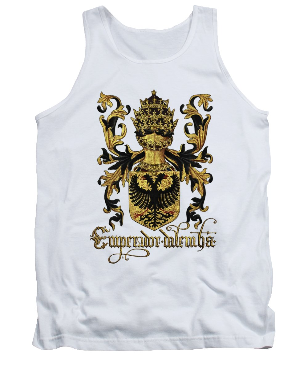 Roll Of Arms Tank Tops