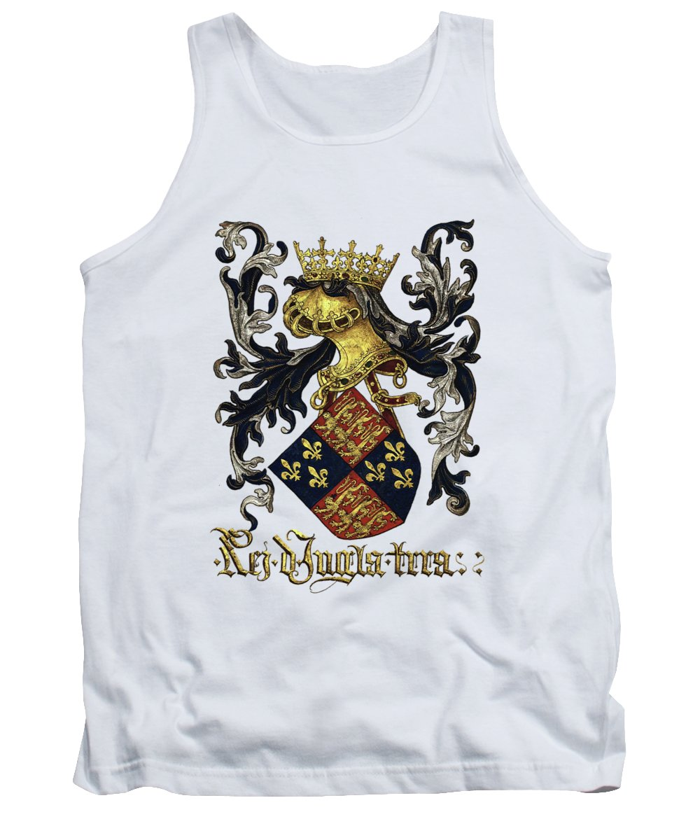 Regal Tank Tops