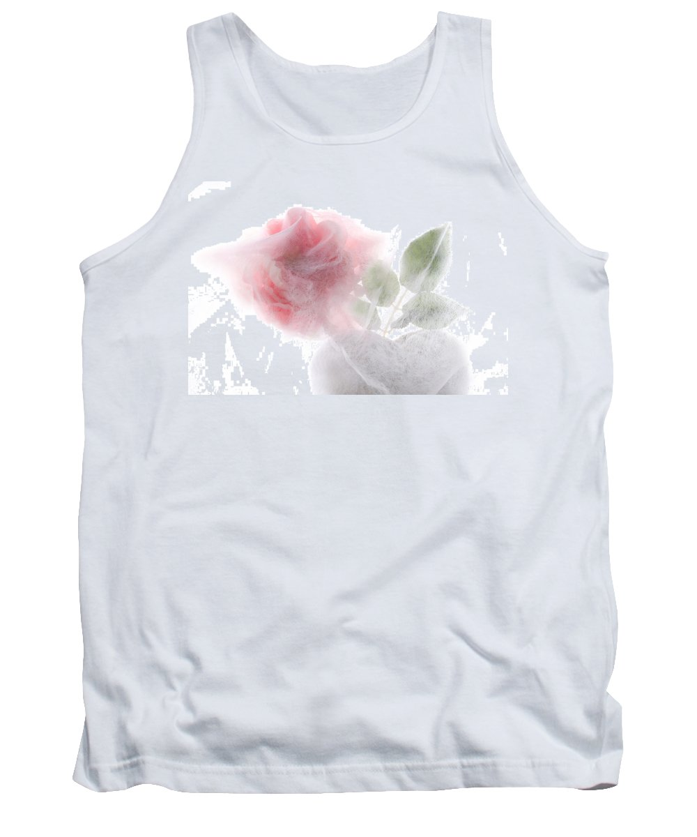 Love Tank Top featuring the photograph Love by Manfred Lutzius