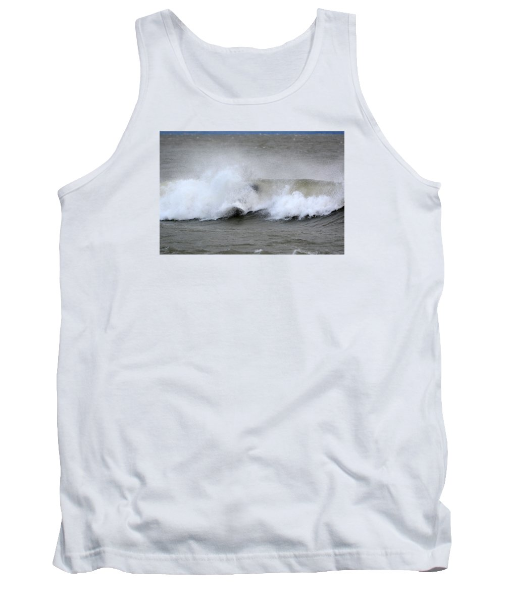 Tank Top featuring the photograph Sean 7 by Dave Johnson