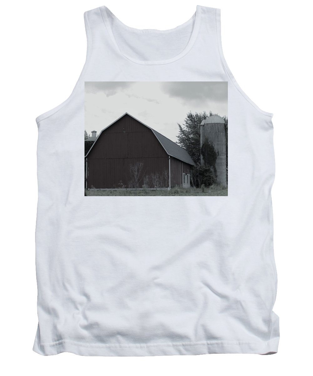 Tank Top featuring the photograph 12 by John Bichler