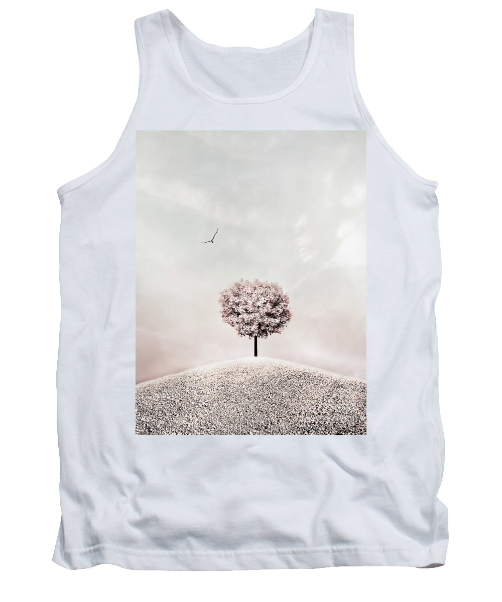 Photodream Tank Top featuring the photograph Still by Jacky Gerritsen