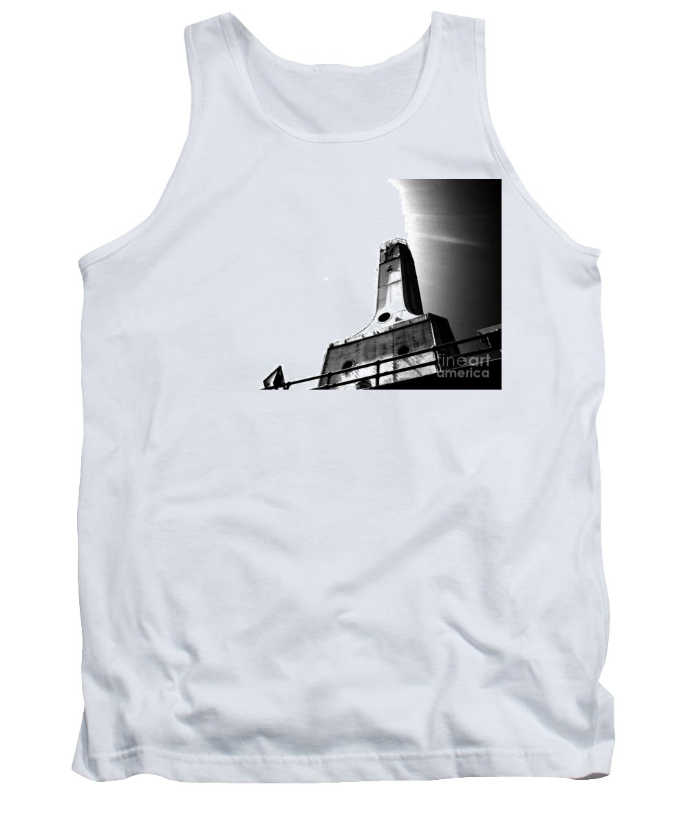 Light House Tank Top featuring the photograph Hope by Jamie Lynn