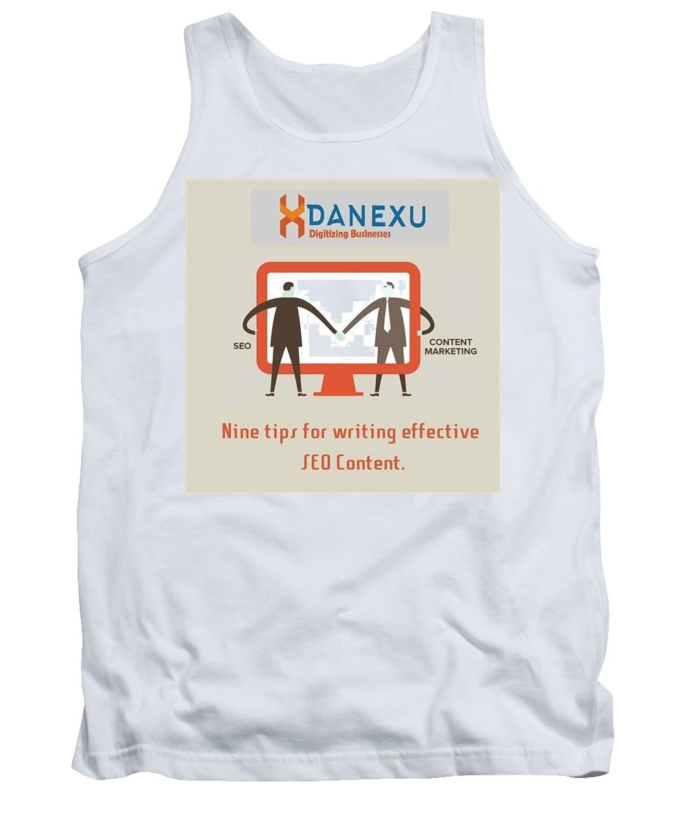 Tank Top featuring the photograph Free Business Listing Bangalore by Danexu