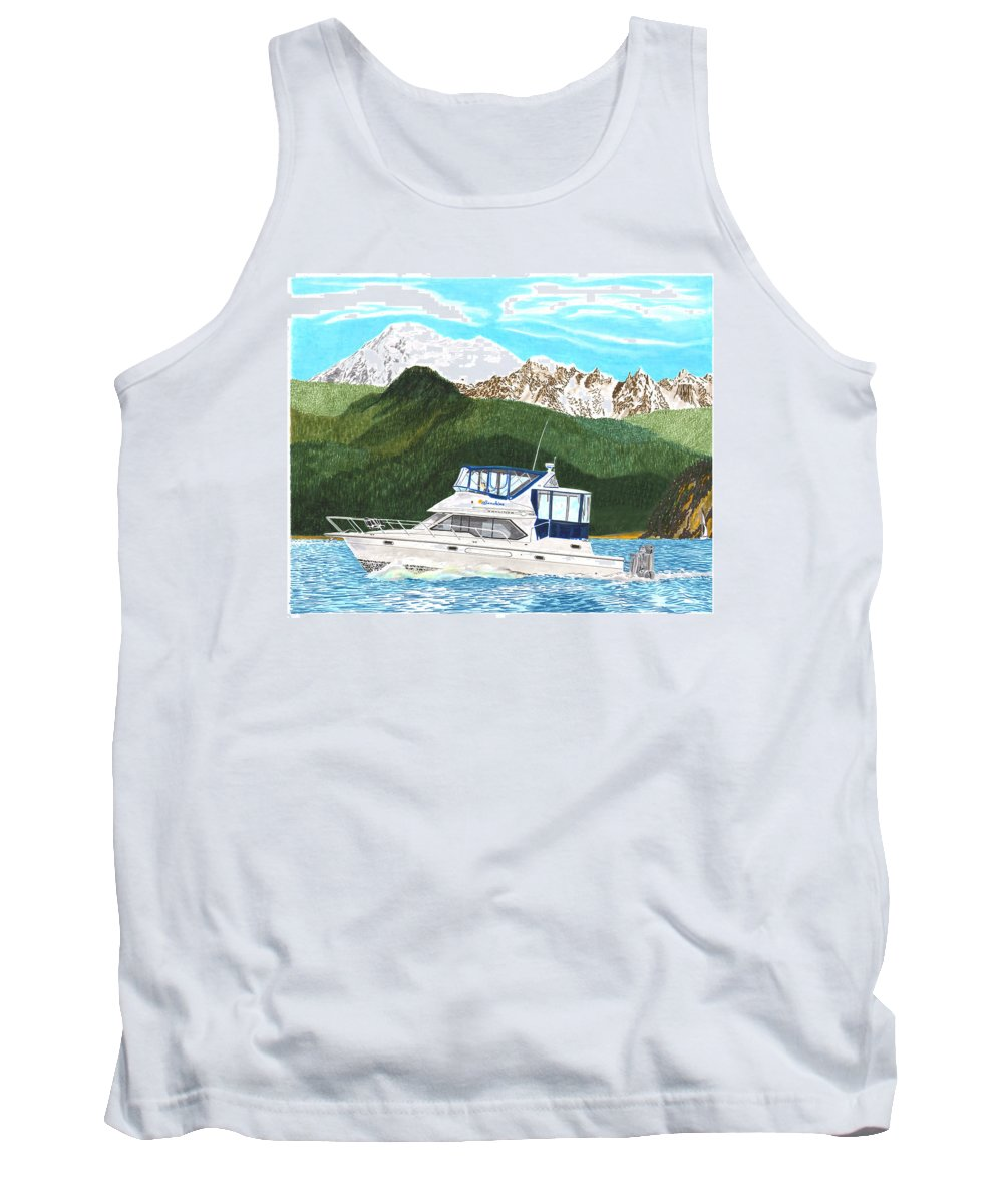 Bayliner Paintings Tank Tops