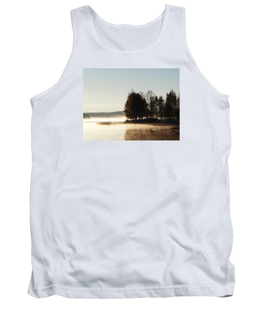Non_city Tank Top featuring the photograph Nature by FL collection