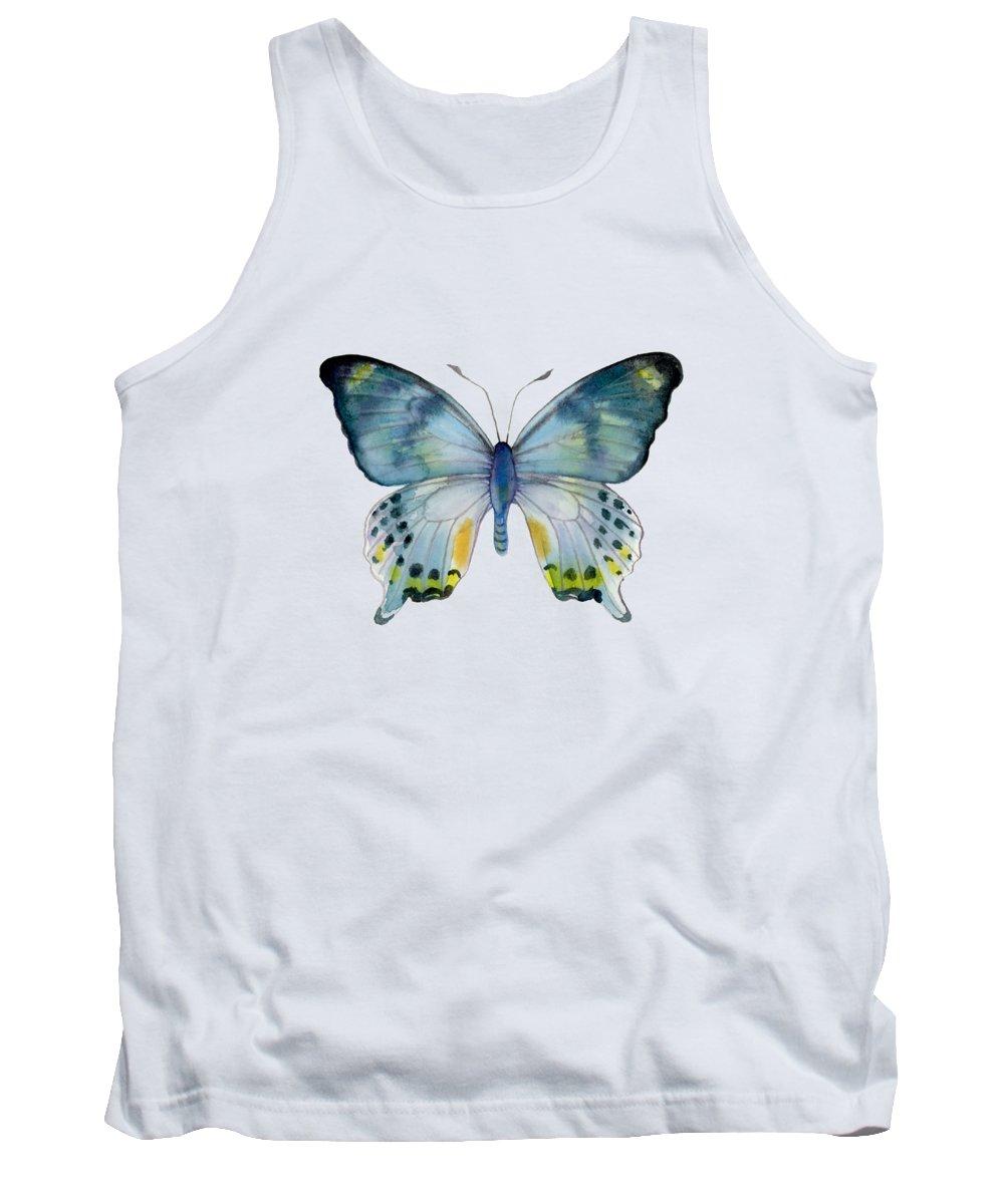 Butterfly Wings Tank Tops