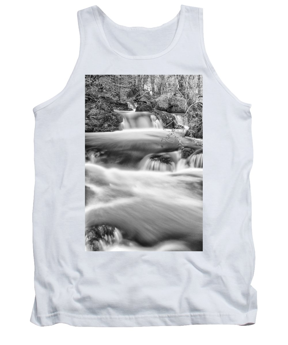 Aira Force Tank Top featuring the photograph Aira Force by Paul Cullen