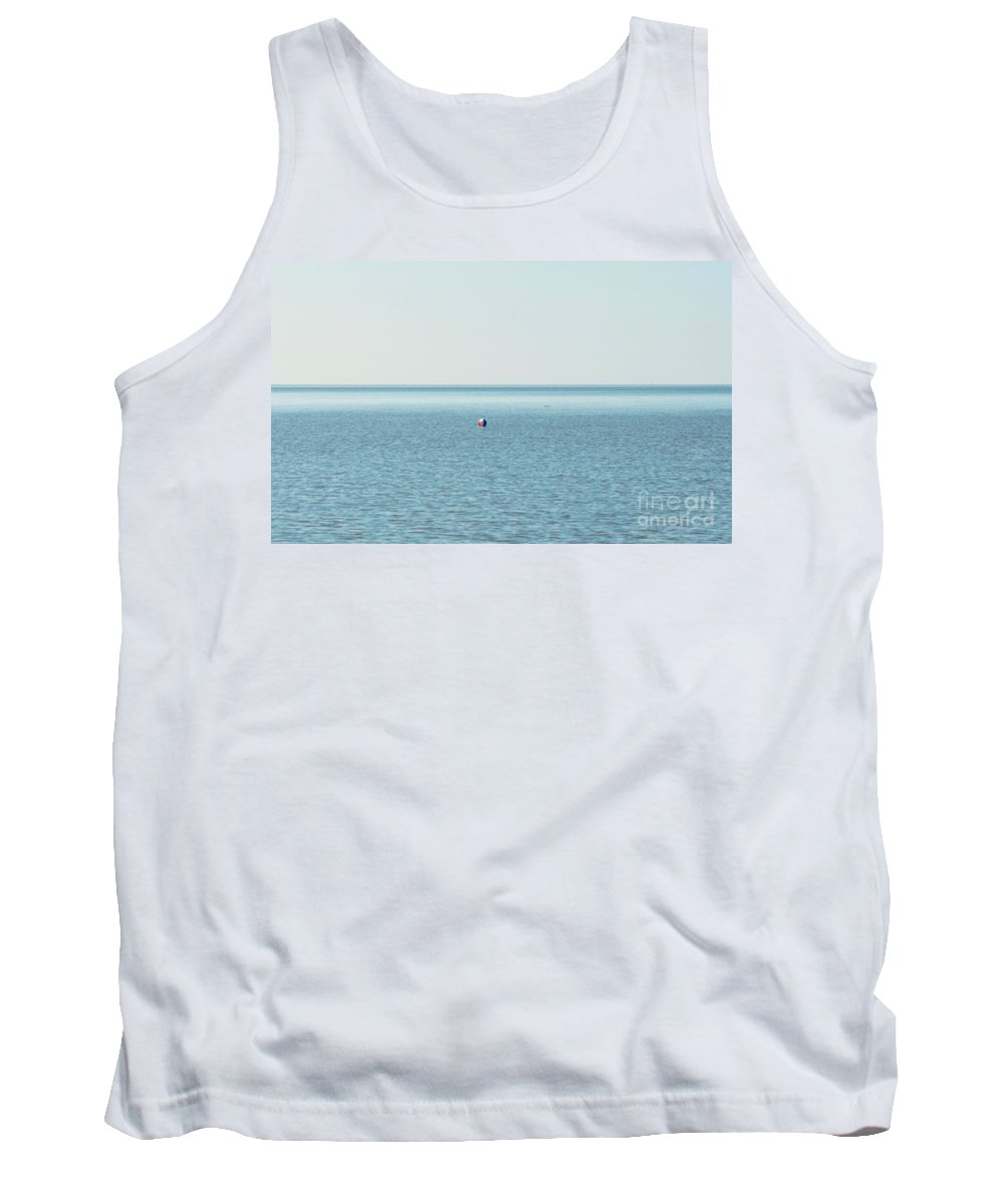 Beachball Tank Top featuring the photograph Adrift by Christina McKinney