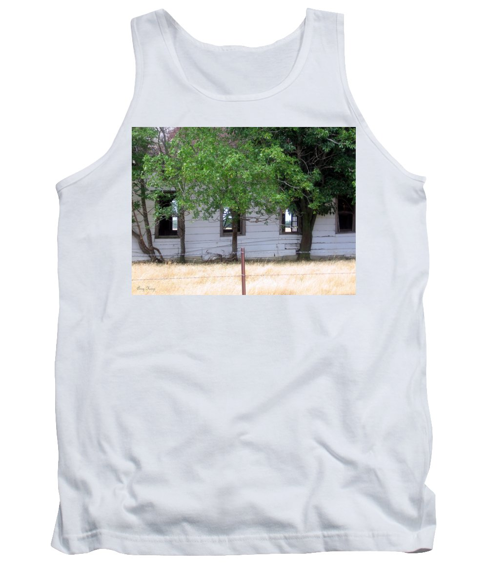 Church Tank Top featuring the photograph Airy by Amy Hosp