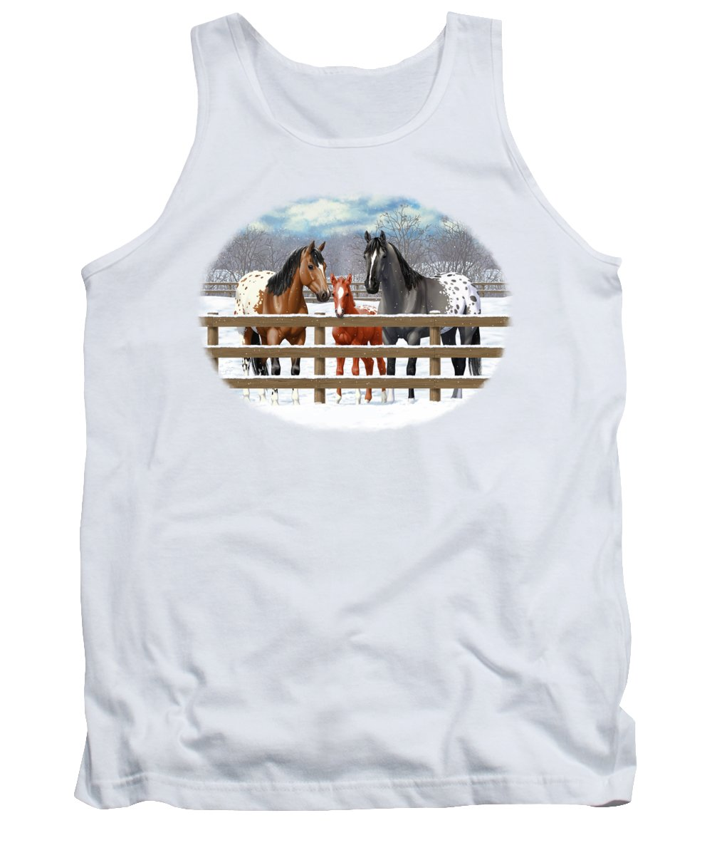Filly Tank Tops