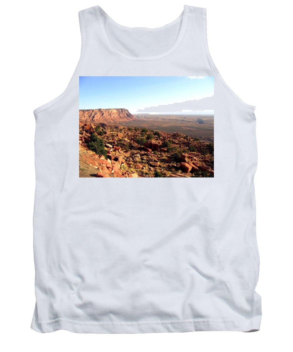 Arizona Tank Top featuring the photograph Arizona 19 by Will Borden