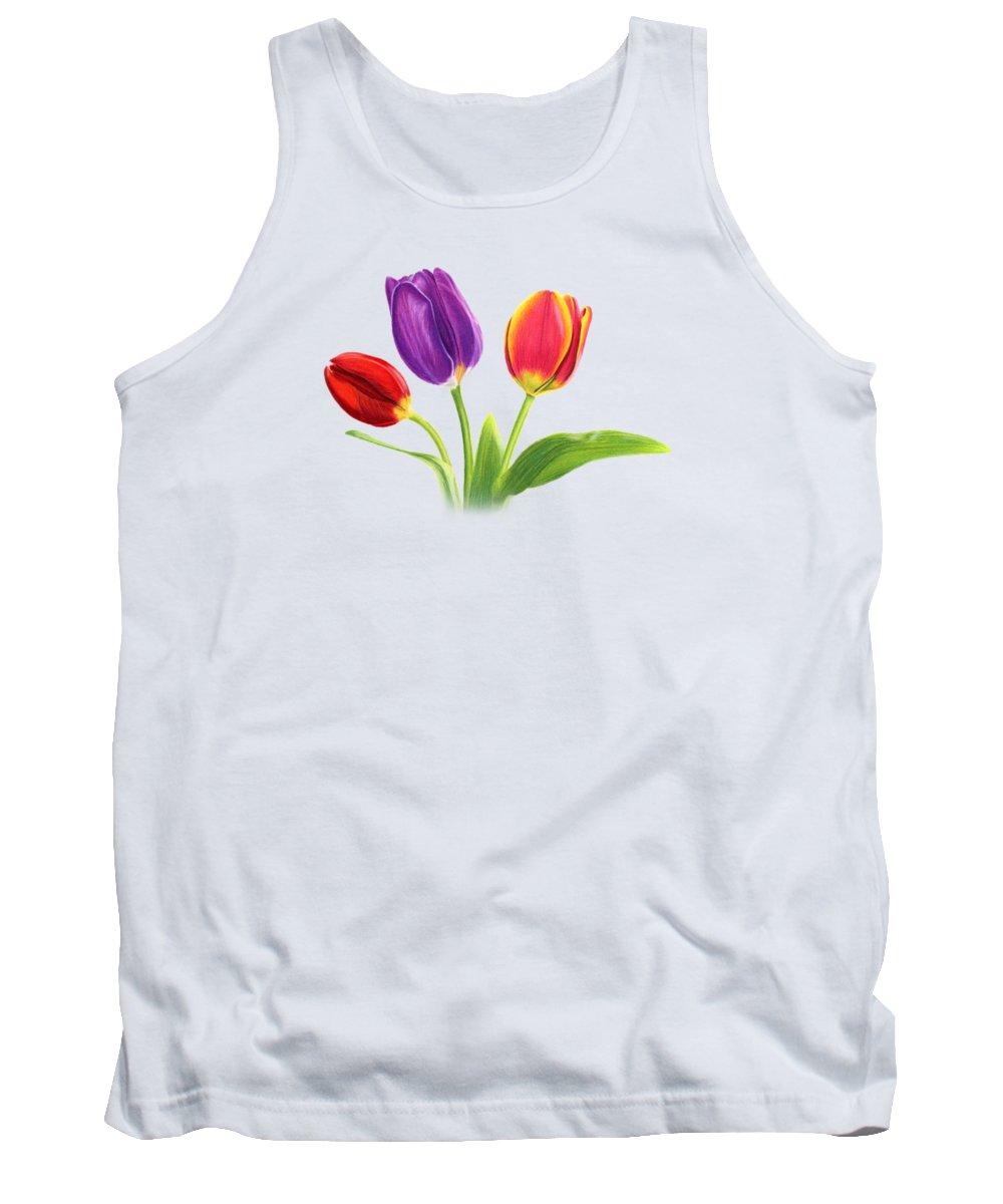 Tulip Tank Tops