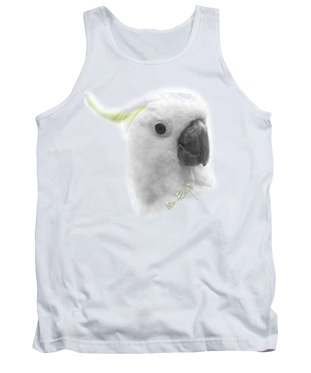 Cockatoo Tank Tops