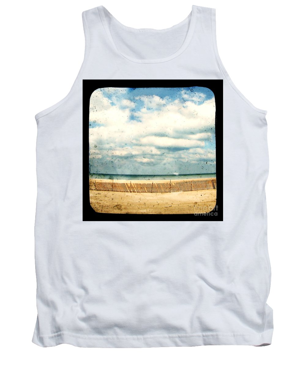 Ocea Tank Top featuring the photograph At Rest by Dana DiPasquale