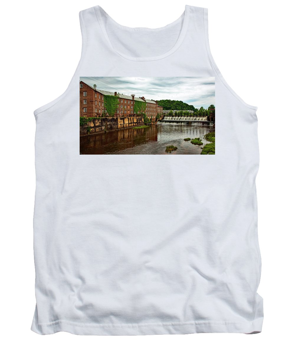 Prattville Tank Top featuring the photograph Autauga Creek - Prattville, Alabama by Loc