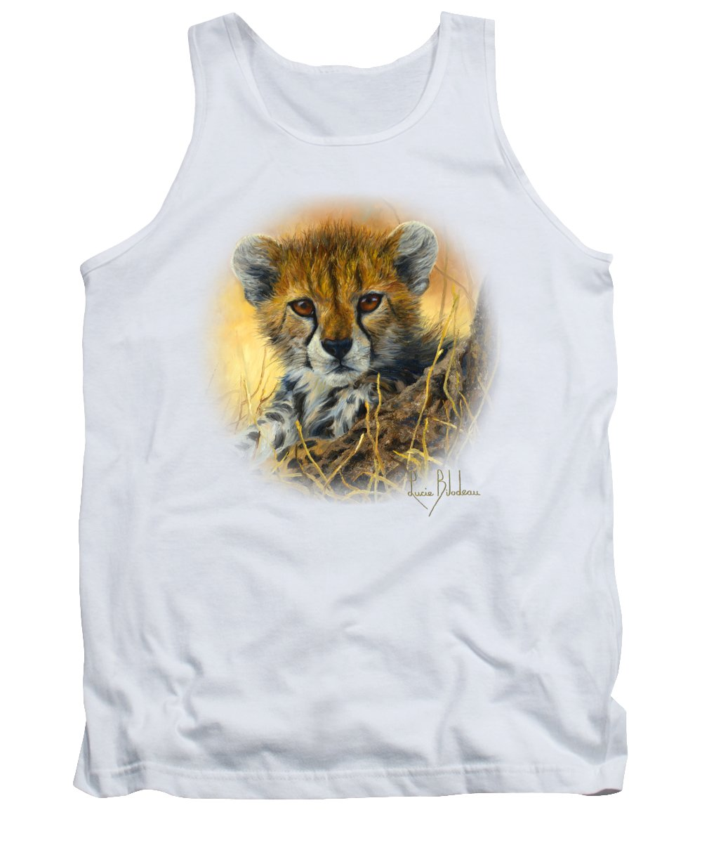 Cheetah Tank Tops