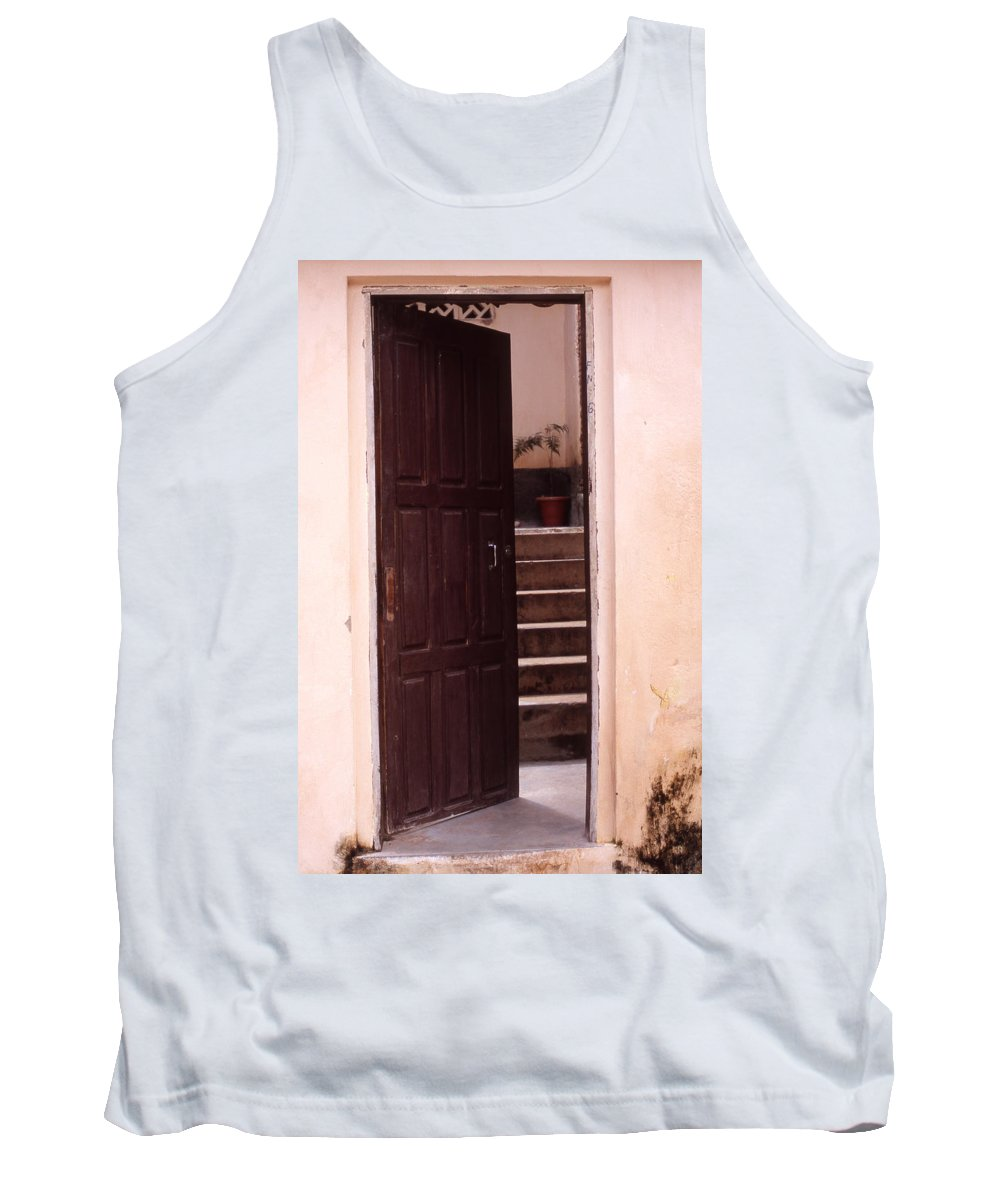 Bahia Tank Top featuring the photograph Bahian Opening by Patrick Klauss