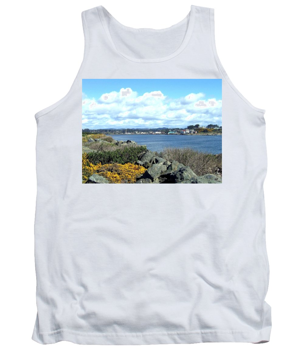 Bandon Tank Top featuring the photograph Bandon 2 by Will Borden