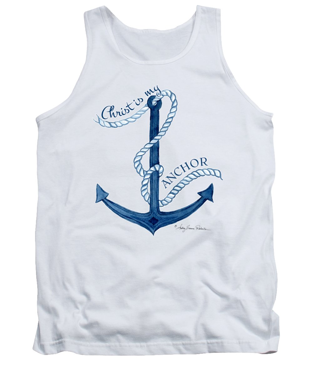 Tranquil Tank Tops