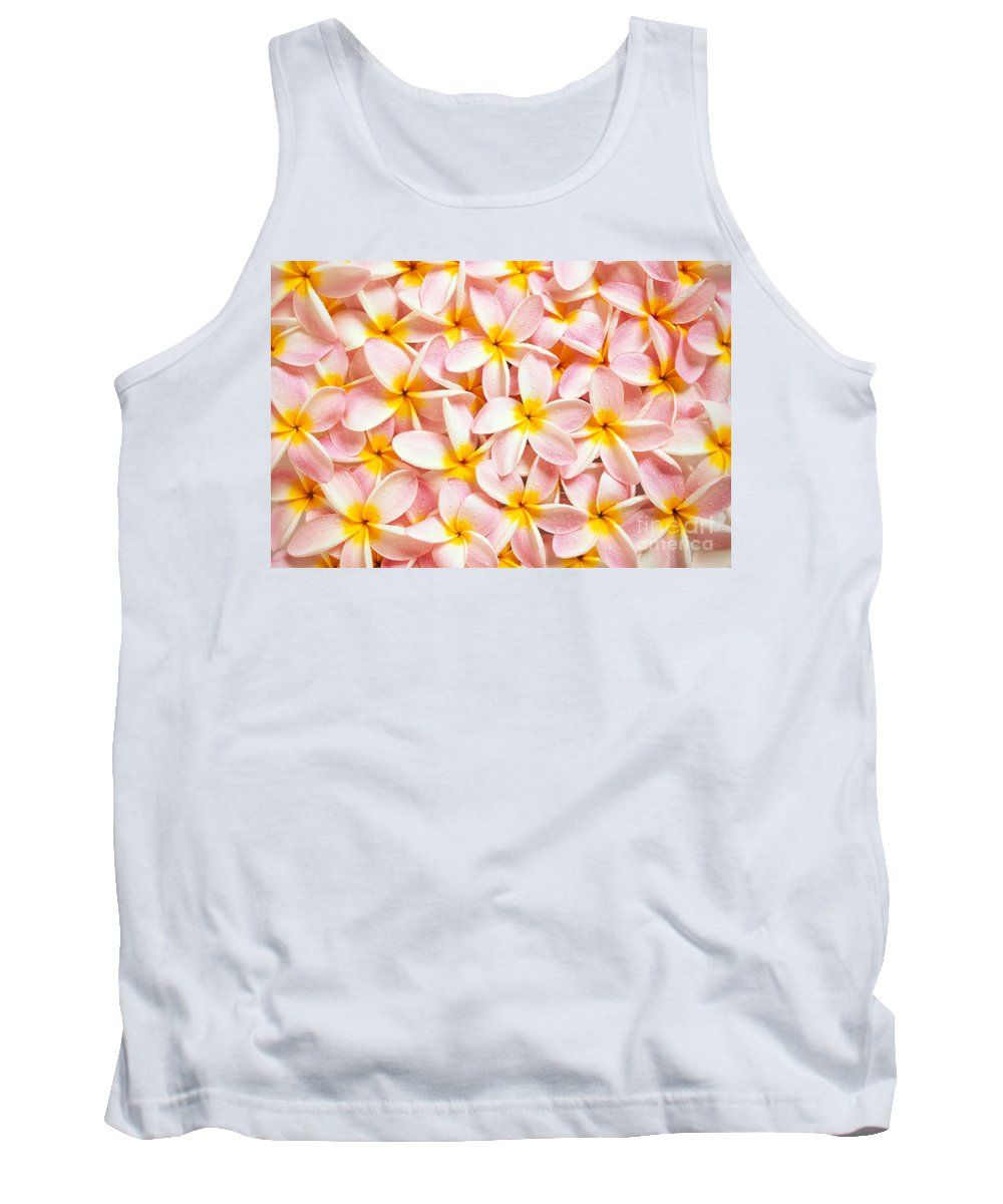 Aloha Tank Top featuring the photograph Bed Of Light by Kyle Rothenborg - Printscapes