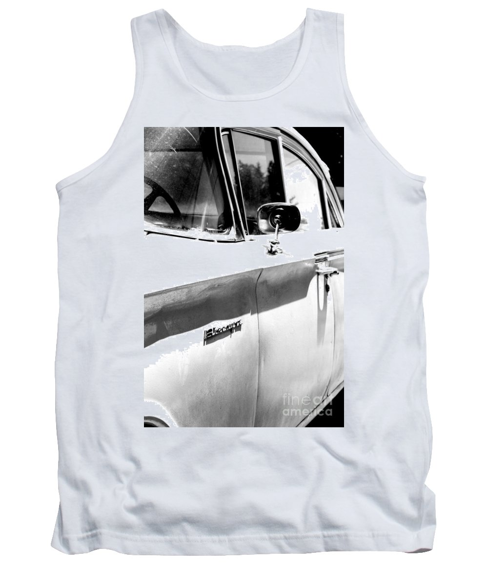 Biscayne Tank Top featuring the photograph Biscayne by Amanda Barcon