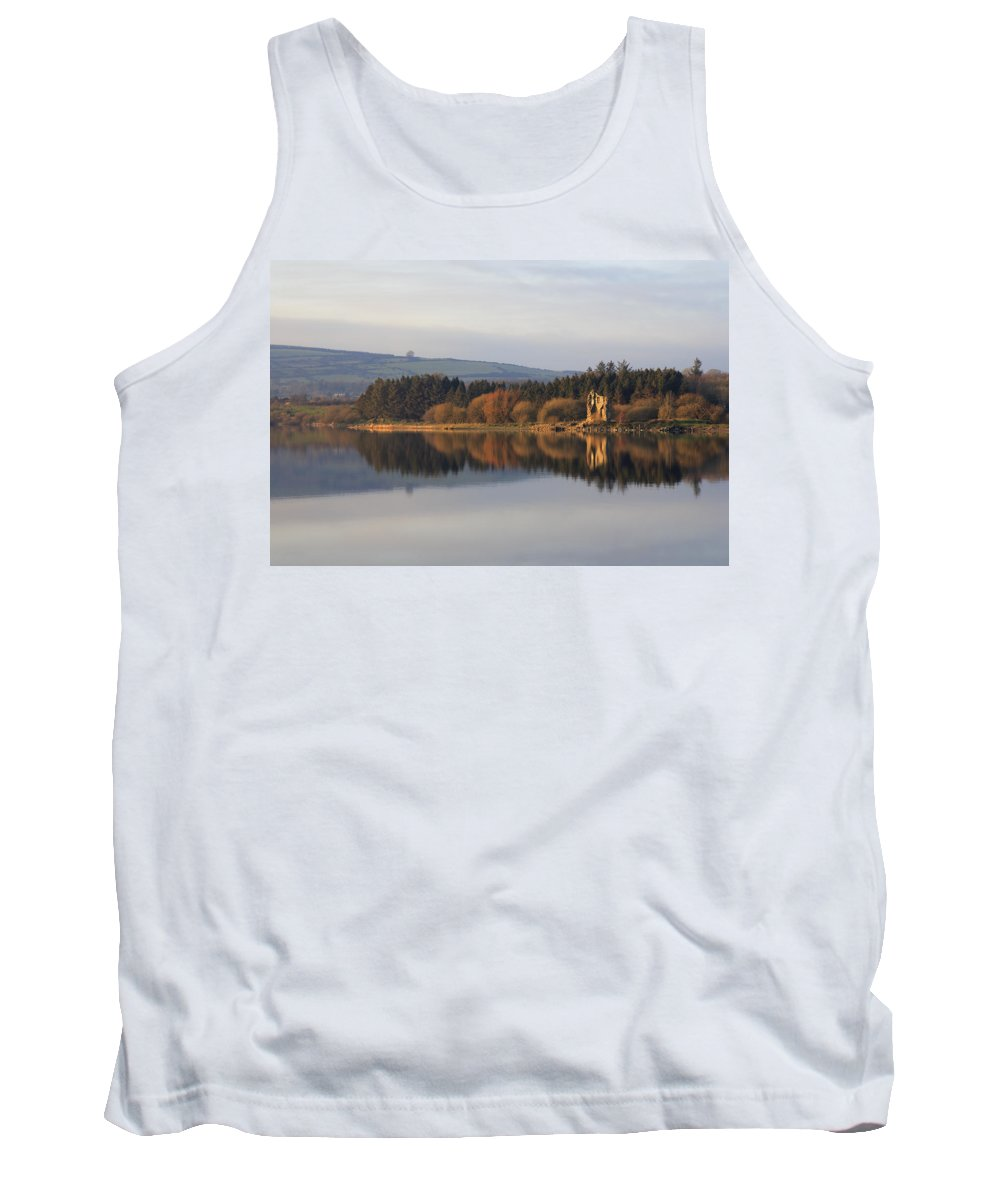 Lake Tank Top featuring the photograph Blessington Lakes by Phil Crean