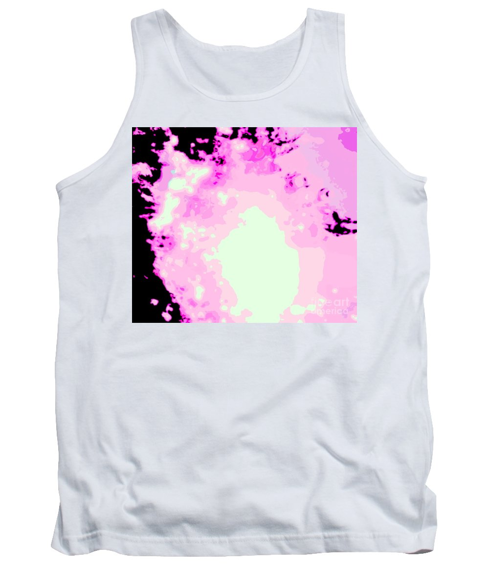 Water Art Tank Top featuring the photograph Spark Of Heart Light by Sybil Staples