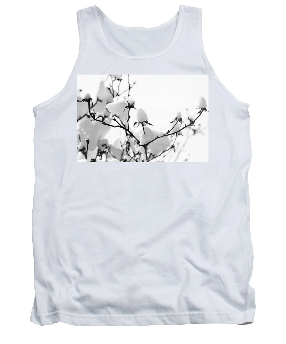 Branches Tank Top featuring the photograph Branches by Amanda Barcon