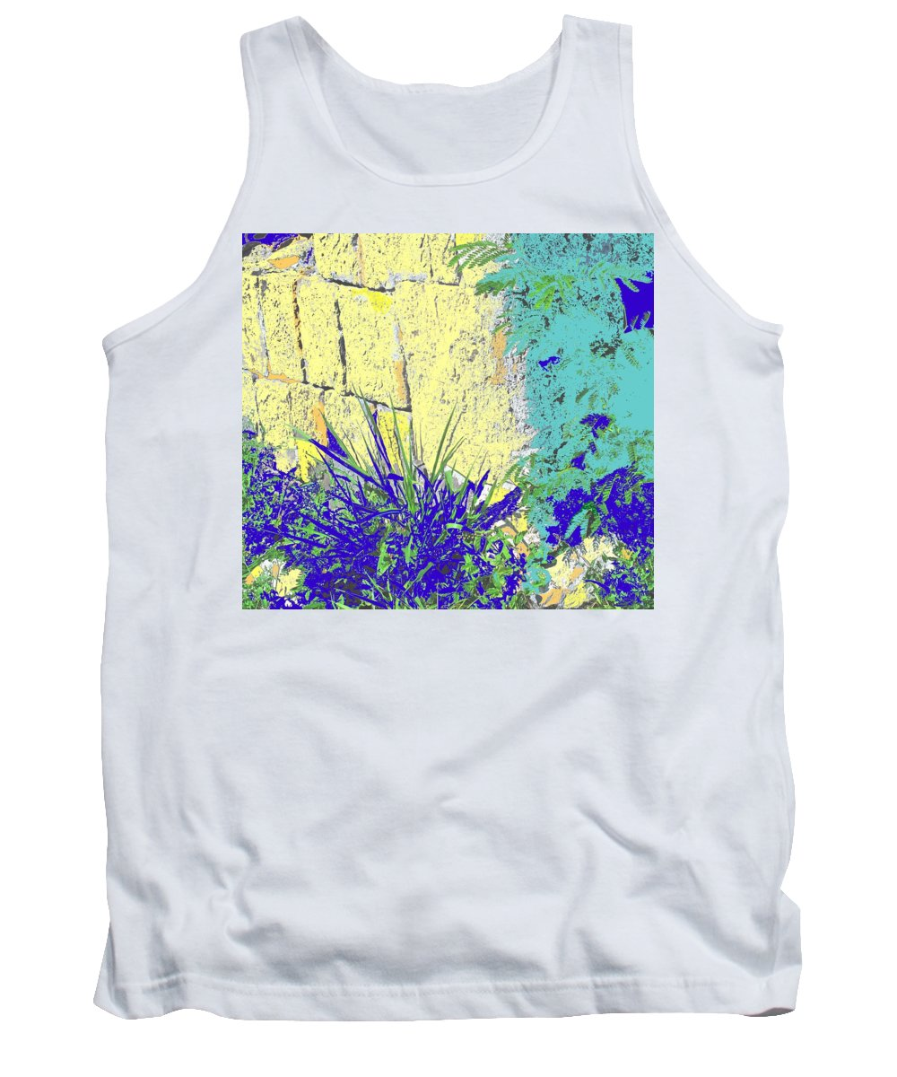 Brimstone Tank Top featuring the photograph Brimstone Blue by Ian MacDonald