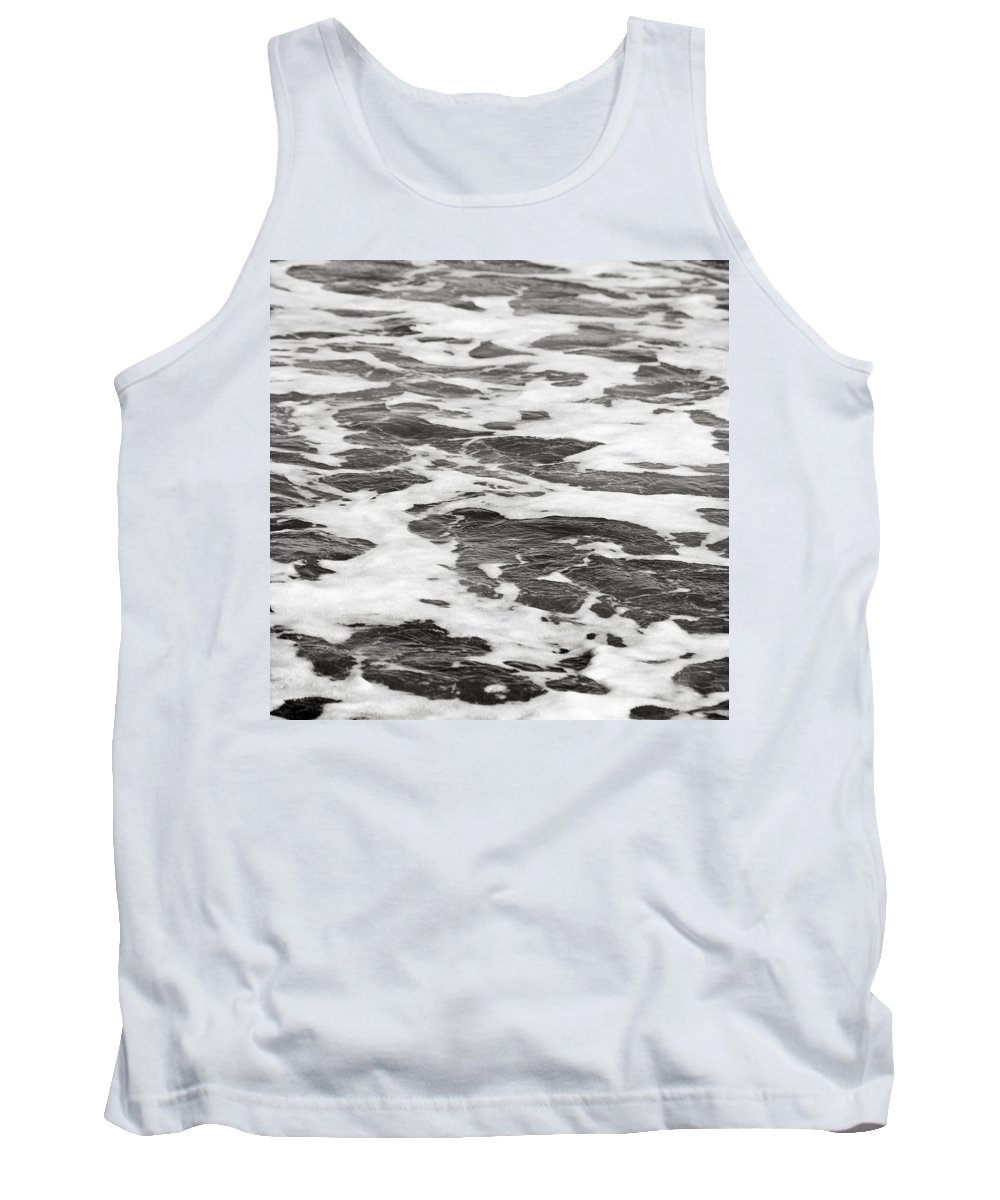 Sand Tank Top featuring the photograph Bw5 by Charles Harden