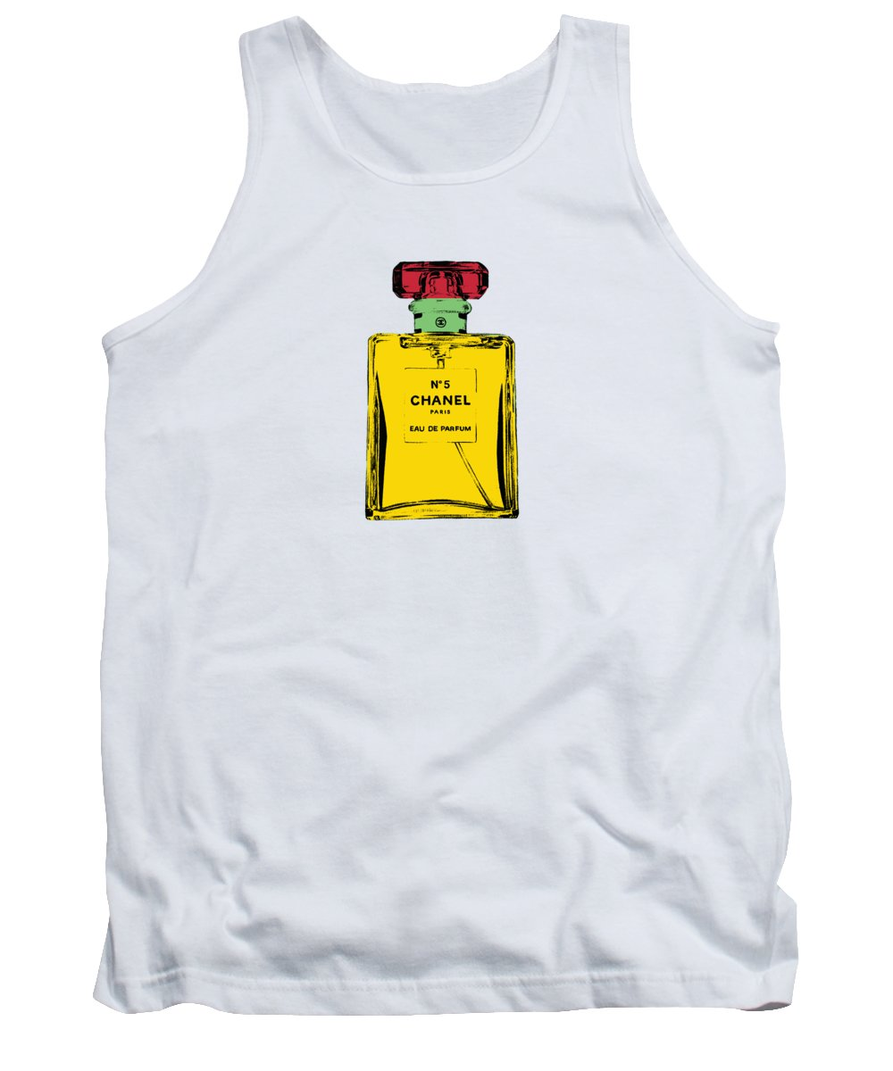 Bottle Tank Top featuring the photograph Chnel 2 by Mark Ashkenazi